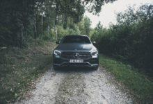 Photo de Essai : Mercedes GLC 220d Coupé