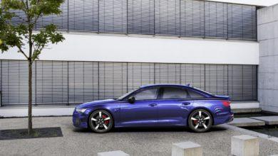 Photo de L'Audi A6 s'offre une version 55 TFSI e quattro (plug-in hybride)