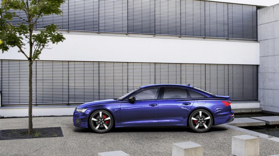 L'Audi A6 s'offre une version 55 TFSI e quattro (plug-in hybride)