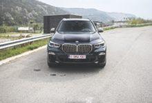 Photo de Essai : BMW X5 M50d 2019