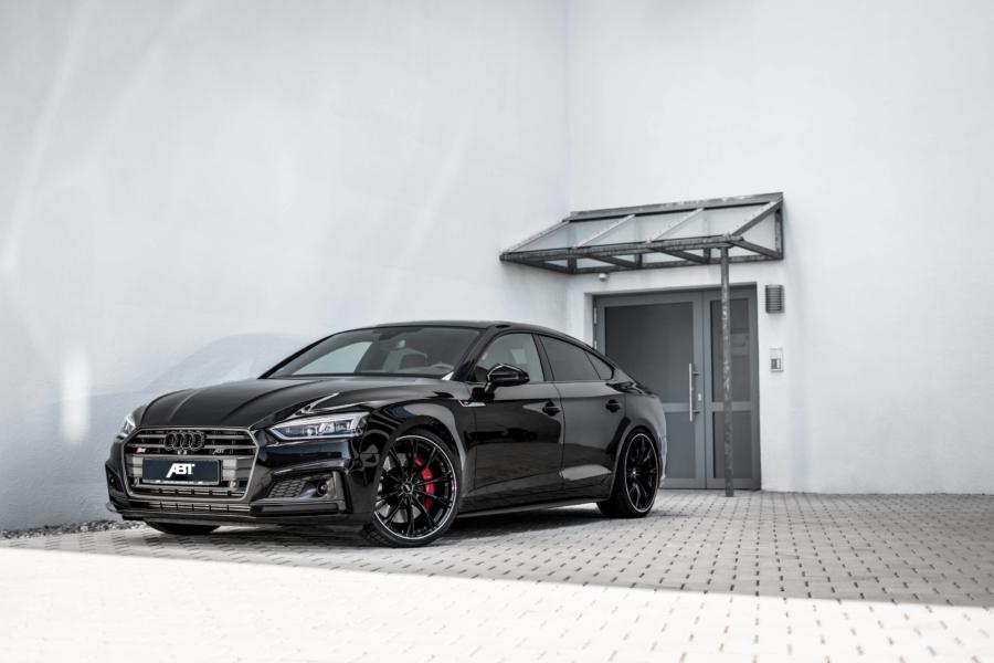ABT booste la nouvelle Audi S5 TDI