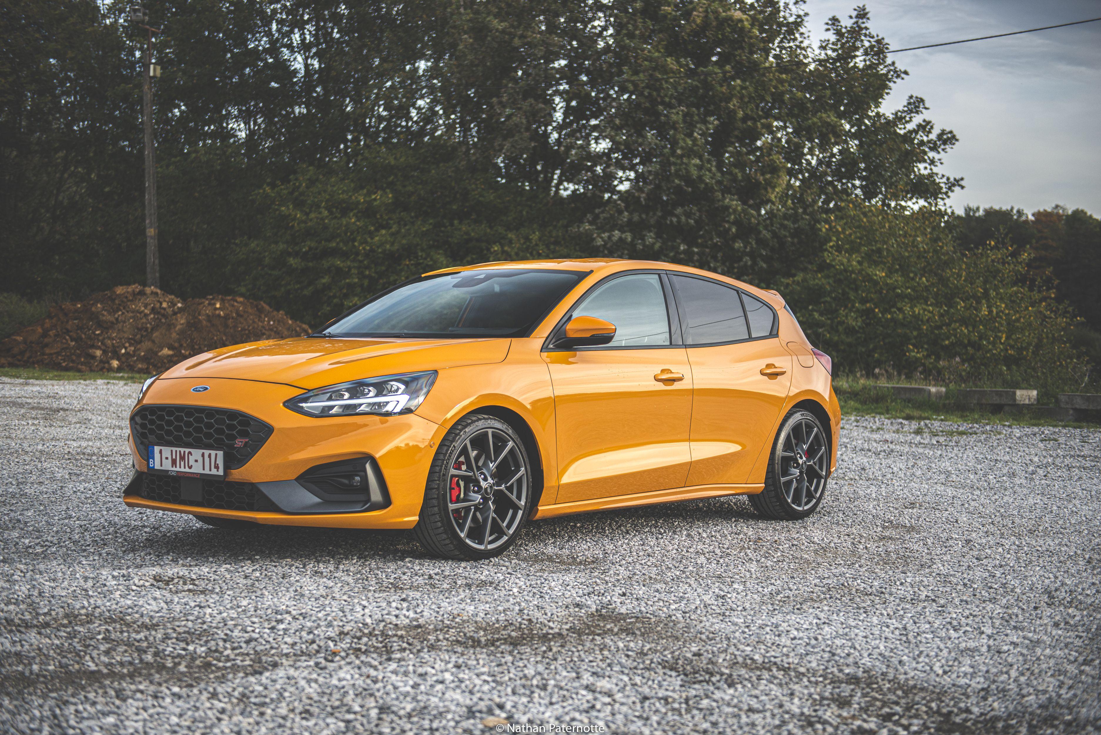 Essai Ford Focus St 2019 Actu Moteurs Com