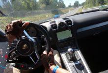 Photo de Vidéo : Il devance une Porsche Cayman GT4 sur le Nürburgring avec une Alpine A110