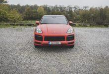 Photo de Essai : Porsche Cayenne Coupé
