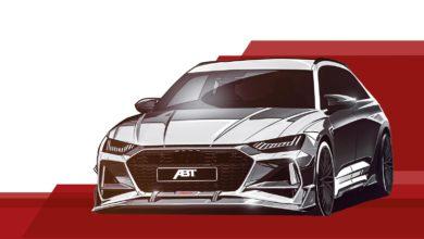 Photo de ABT tease la future Audi RS6-R