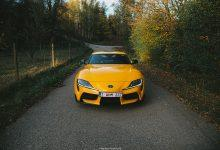 Photo de Essai : Toyota Supra 2019