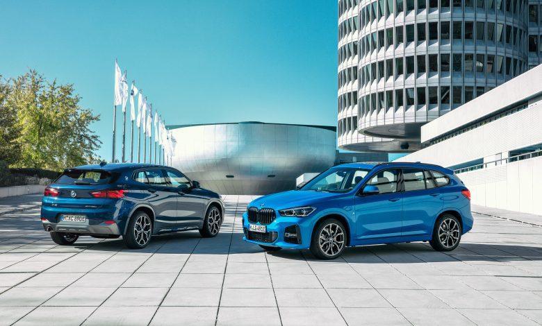 Photo de Salon de Bruxelles : BMW apporte l'hybridation aux X1 et X2