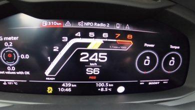 Photo de Vidéo : Les performances réelles de la nouvelle Audi RS 6