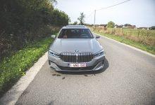 Photo de Essai : BMW 745e 2019