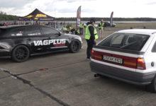 Photo de Vidéo : Cette Opel Kadett Turbo de 700 chevaux affronte des Audi RS6 et Porsche 911 Turbo S
