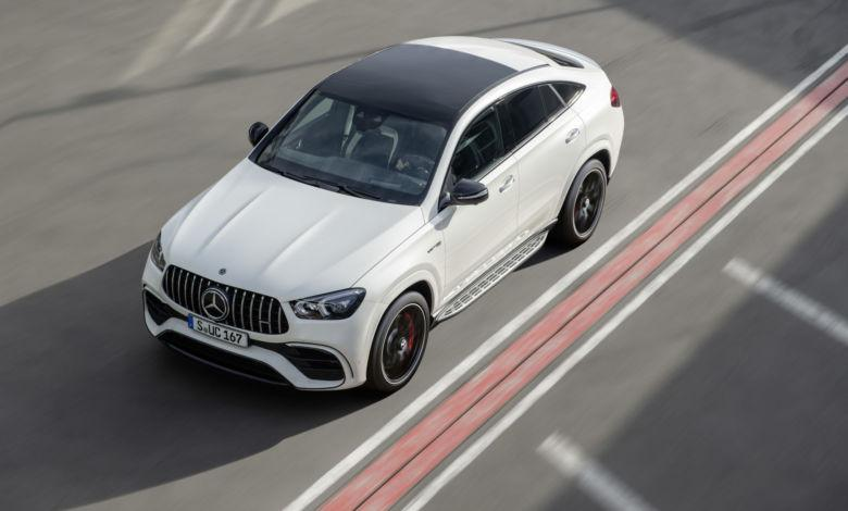 Photo de Salon de Genève : Mercedes-AMG dévoile le nouveau GLE 63