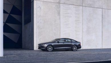 Photo de Volvo S90/V90 : Face-lift technologique et micro-hybridation