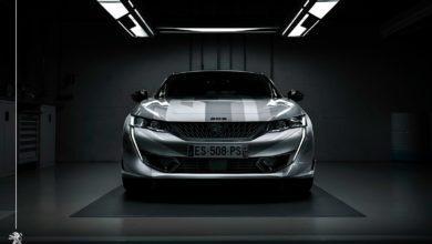 Photo de Peugeot : La 508 Sport Engineered se dévoile en partie Facebook !