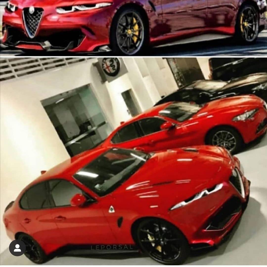 La Nouvelle Alfa Romeo Giulia Quadrifoglio GTA Se Dévoile