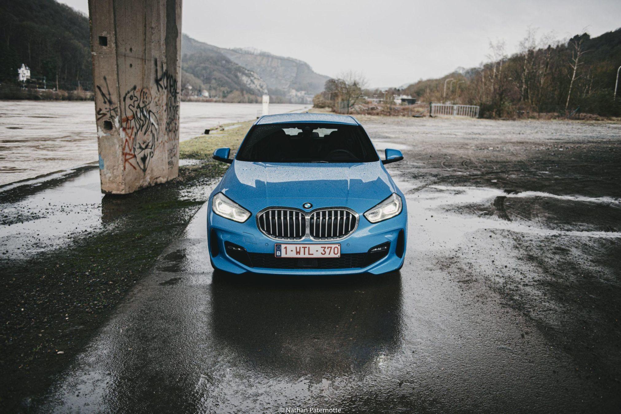 Photo de Essai : BMW Série 1 (118i) 2020