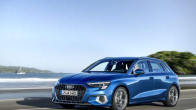 Photo de Audi présente la quatrième génération de son A3