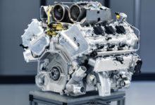 Photo de Aston Martin dévoile le moteur de la Valhalla