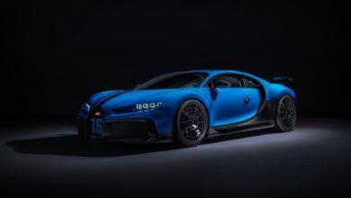 Photo de Bugatti présente la Chiron Pur Sport !