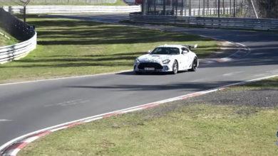 Photo de Vidéo : Des prototypes de Hyundai i30N, Mercedes-AMG GT Black Series, Jaguar F-Pace SVR sur le Nürburgring
