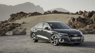 Photo de Audi dévoile la nouvelle A3 Berline