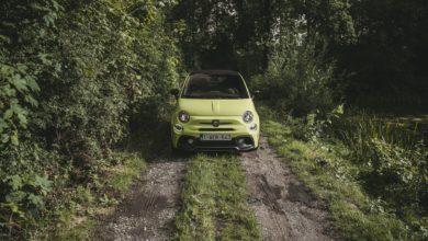 Photo de Essai : Abarth 595C Competizione