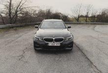 Photo de Essai : BMW Série 3 Touring G21 (330d)