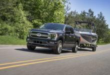 Photo de USA : Le nouveau Ford F-150 avec de l'hybridation