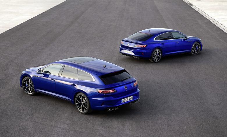Photo de Volkswagen présente le face-lift de son Arteon !