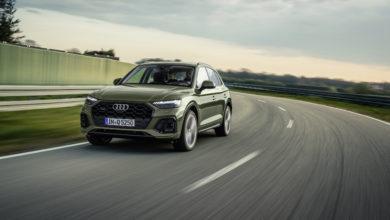 Photo de Face-lift pour l'Audi Q5 !