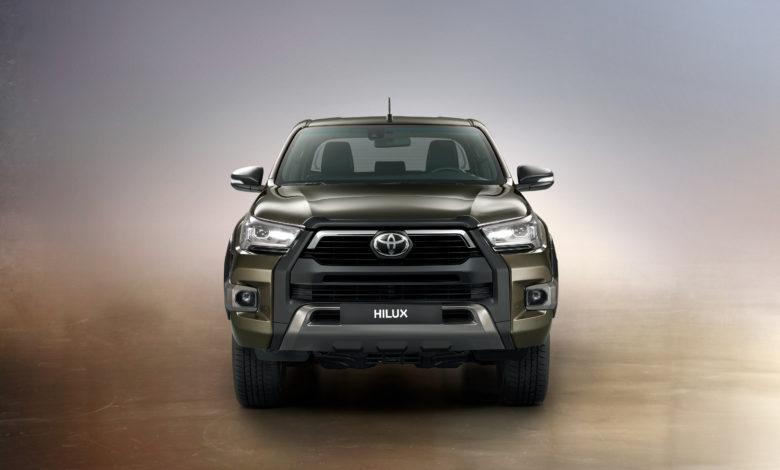 Photo de Toyota présente son nouveau Hilux