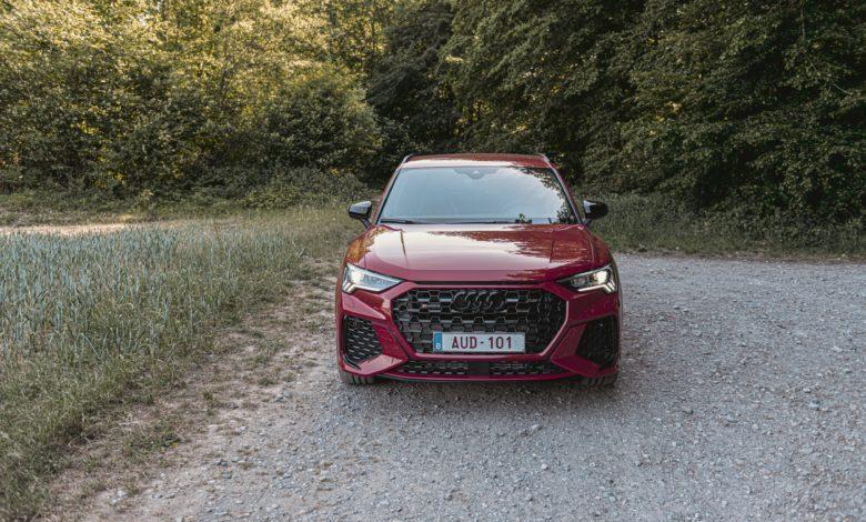 Photo de Essai : Audi RS Q3 2020