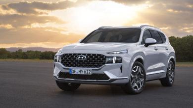 Photo de Hyundai met à jour son Santa Fe : hybridation au programme !