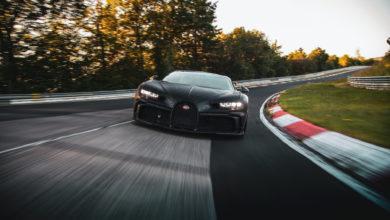 Photo de Bugatti emmène la Chiron Pur Sport sur le Nürburgring (vidéo)