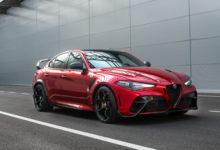Photo de Alfa Romeo Giulia GTA/GTAm : A partir de 171.600€ en France !