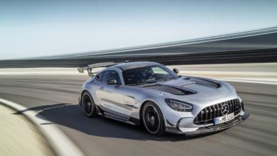 Photo de Mercedes-AMG GT Black Series : A partir de 335.000€ !