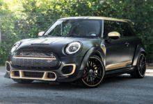 Photo de Manhart booste la MINI JCW GP !