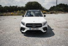 Photo de Essai : Mercedes-Benz GLB 250 4Matic