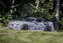 Photo de Mercedes-AMG entame les tests routiers de la nouvelle SL