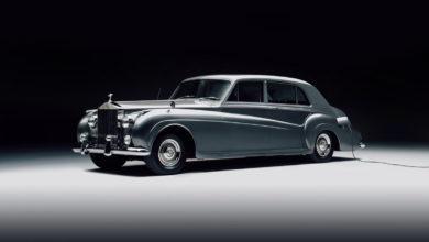 Photo de Voici la première Rolls Royce classique à exploiter une motorisation 100% électrique