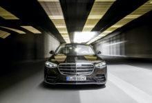 Photo de La future Mercedes-AMG S 63 avec 700 chevaux et plug-in hybride ?