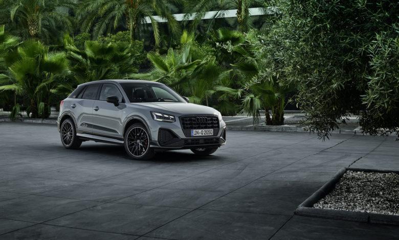Photo de Audi peaufine son Q2 avec un premier face-lift