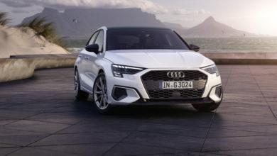 Photo de Une version CNG pour la nouvelle Audi A3 !