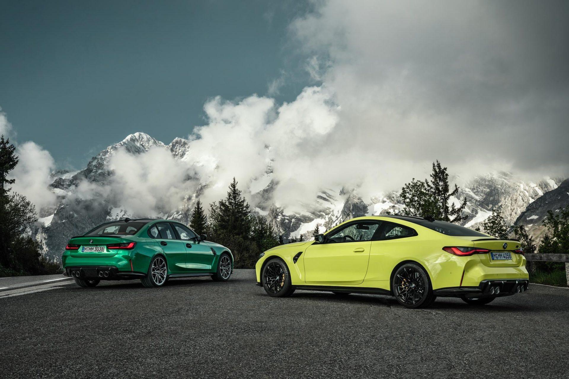 BMW M4 Gran Coupé : Pas au programme