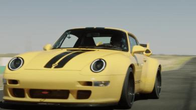 Photo de Vidéo : Une Porsche 911 993 de Gunther Werks met à l'amende des supercars modernes sur circuit !