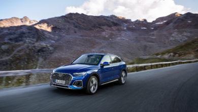 Photo de Audi Q5 Sportback : Suite logique