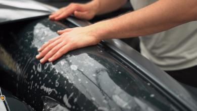 Photo de Vidéo : La protection de la carrosserie d'une Bugatti Divo