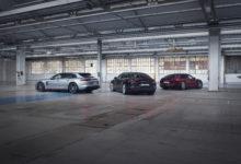 Photo de Porsche étoffe l'offre plug-in hybride de sa Panamera
