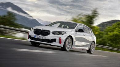 Photo de 128 ti : BMW présente sa première traction sportive