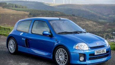 Photo de Une Renault Clio V6 Phase 1 adjugée pour 65.000€