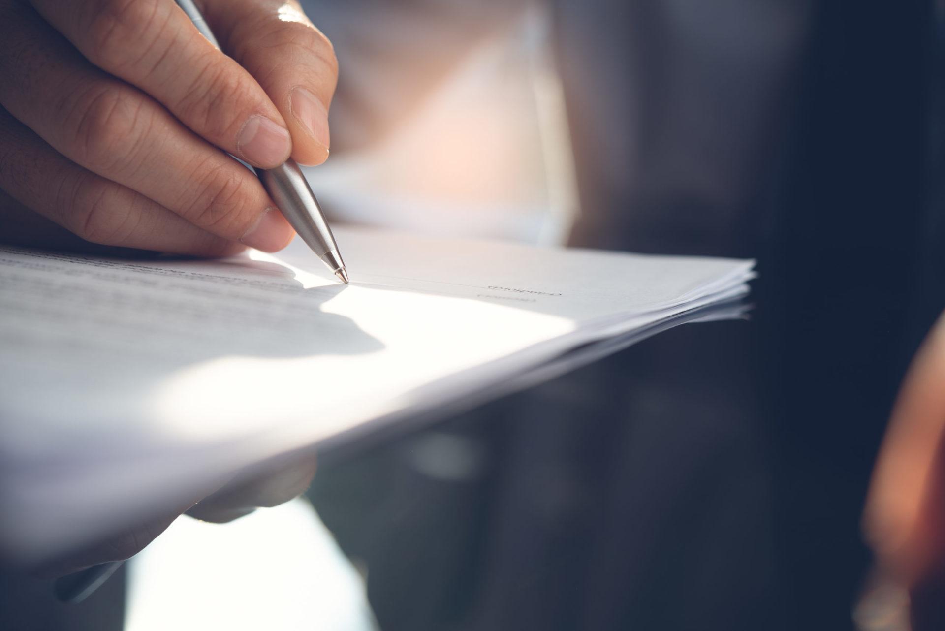 La résiliation de votre contrat d'assurance